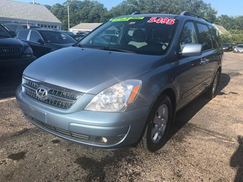 2007 Hyundai Entourage for sale at MBM Auto Sales and Service - Lot A in East Sandwich MA