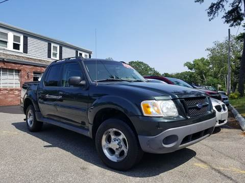 2004 Ford Explorer Sport Trac for sale at MBM Auto Sales and Service in East Sandwich MA