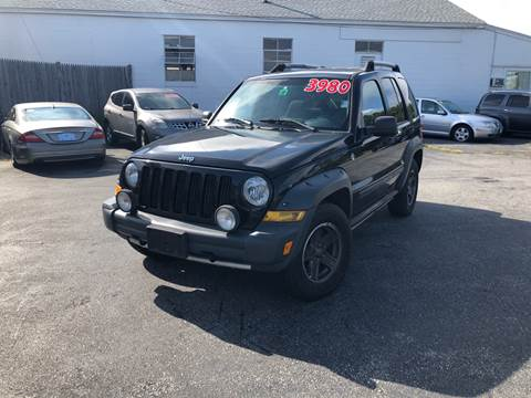 2005 Jeep Liberty for sale at MBM Auto Sales and Service in East Sandwich MA