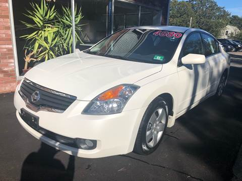 2008 Nissan Altima for sale at MBM Auto Sales and Service in East Sandwich MA