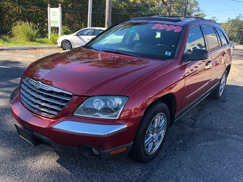 2005 Chrysler Pacifica for sale at MBM Auto Sales and Service in East Sandwich MA