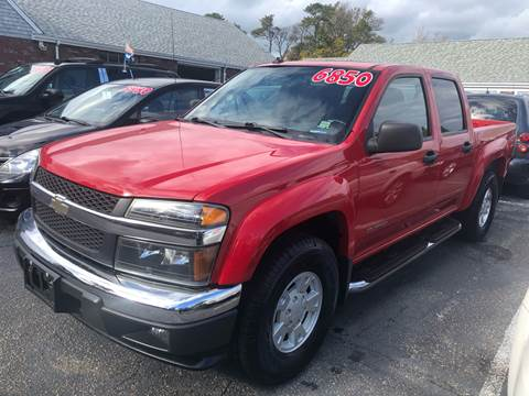 2004 Chevrolet Colorado for sale at MBM Auto Sales and Service in East Sandwich MA
