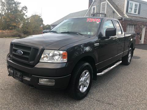 2005 Ford F-150 for sale at MBM Auto Sales and Service in East Sandwich MA