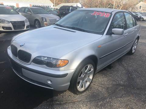 2004 BMW 3 Series for sale at MBM Auto Sales and Service in East Sandwich MA