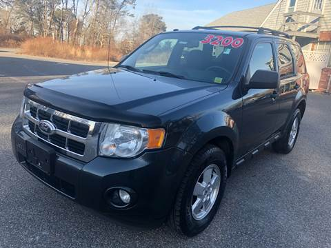 2009 Ford Escape for sale at MBM Auto Sales and Service in East Sandwich MA