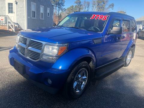 2007 Dodge Nitro for sale at MBM Auto Sales and Service in East Sandwich MA