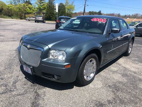 2006 Chrysler 300 for sale at MBM Auto Sales and Service - MBM Auto Sales/Lot B in Hyannis MA