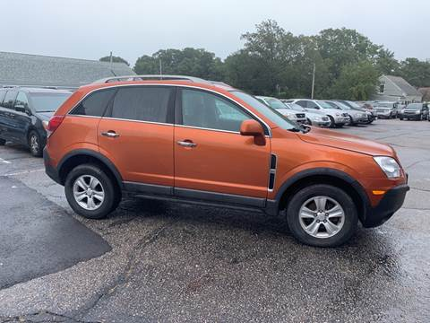 2008 Saturn Vue for sale at MBM Auto Sales and Service - Lot A in East Sandwich MA