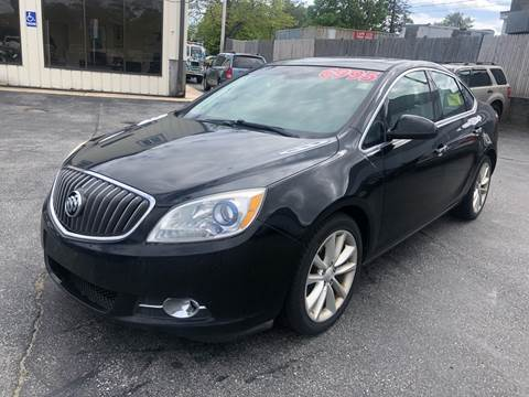 2012 Buick Verano for sale at MBM Auto Sales and Service in East Sandwich MA
