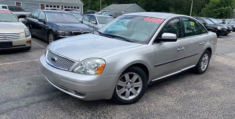 2007 Ford Five Hundred for sale at MBM Auto Sales and Service - Lot A in East Sandwich MA