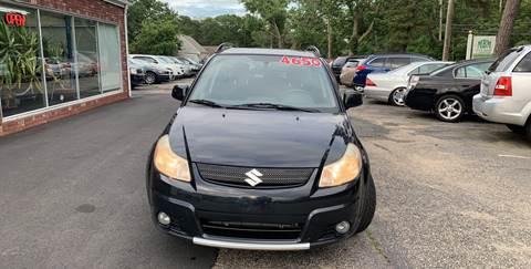 2008 Suzuki SX4 Crossover for sale in East Sandwich, MA