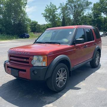 2008 Land Rover LR3 for sale in East Sandwich, MA