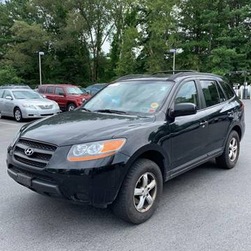 2008 Hyundai Santa Fe for sale at MBM Auto Sales and Service - Lot A in East Sandwich MA