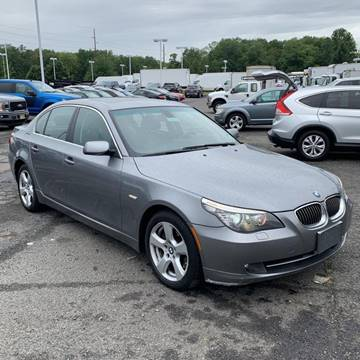 2008 BMW 5 Series for sale at MBM Auto Sales and Service in East Sandwich MA