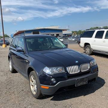 2008 BMW X3 for sale at MBM Auto Sales and Service in East Sandwich MA