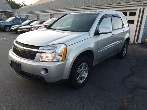 2009 Chevrolet Equinox for sale at MBM Auto Sales and Service in East Sandwich MA