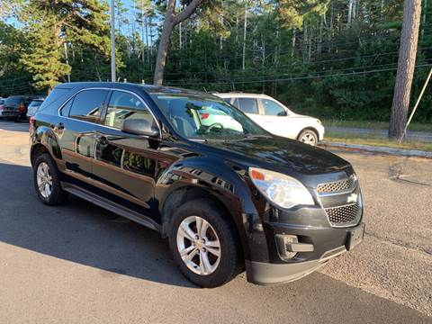 2012 Chevrolet Equinox for sale at MBM Auto Sales and Service in East Sandwich MA