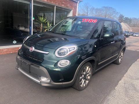 2014 FIAT 500L for sale at MBM Auto Sales and Service - MBM Auto Sales/Lot B in Hyannis MA