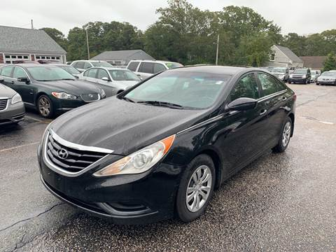 2011 Hyundai Sonata for sale at MBM Auto Sales and Service - Lot A in East Sandwich MA