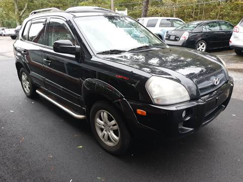 2008 Hyundai Tucson for sale at MBM Auto Sales and Service - Lot A in East Sandwich MA