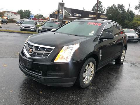 2010 Cadillac SRX for sale at MBM Auto Sales and Service - MBM Auto Sales/Lot B in Hyannis MA