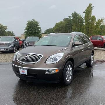 2008 Buick Enclave for sale at MBM Auto Sales and Service in East Sandwich MA