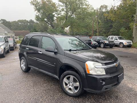 2008 Chevrolet Equinox for sale at MBM Auto Sales and Service in East Sandwich MA