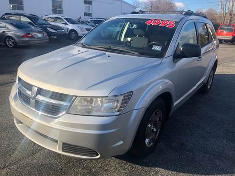 2010 Dodge Journey for sale at MBM Auto Sales and Service - MBM Auto Sales/Lot B in Hyannis MA