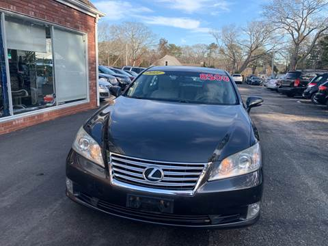 2011 Lexus ES 350 for sale at MBM Auto Sales and Service - MBM Auto Sales/Lot B in Hyannis MA