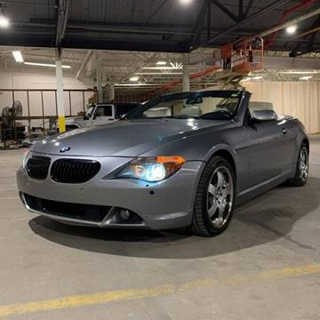 2006 BMW 6 Series 650i for sale at MBM Auto Sales and Service in East Sandwich MA