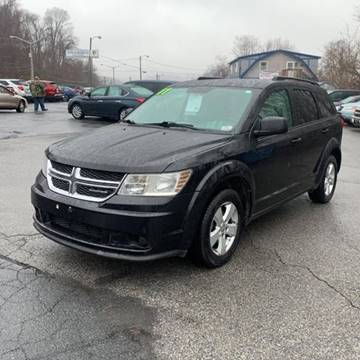 2011 Dodge Journey Mainstreet for sale at MBM Auto Sales and Service - Lot A in East Sandwich MA