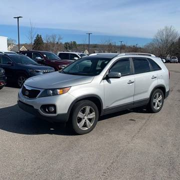 2013 Kia Sorento EX for sale at MBM Auto Sales and Service in East Sandwich MA