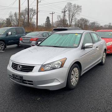 2010 Honda Accord LX for sale at MBM Auto Sales and Service - MBM Auto Sales/Lot B in Hyannis MA