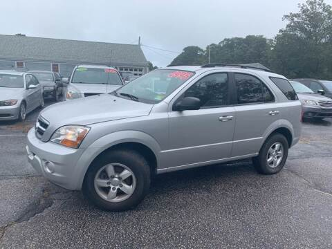 2009 Kia Sorento LX for sale at MBM Auto Sales and Service - MBM Auto Sales/Lot B in Hyannis MA
