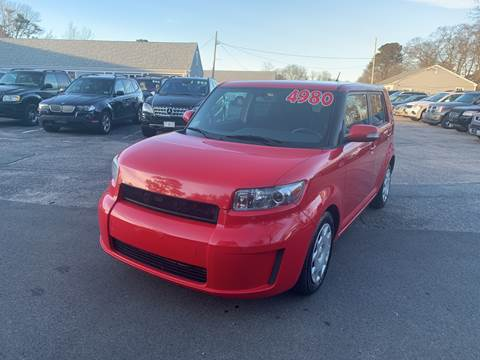 2009 Scion xB for sale at MBM Auto Sales and Service in East Sandwich MA