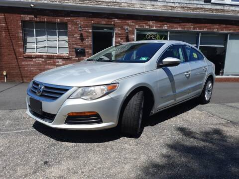 2012 Volkswagen CC for sale at MBM Auto Sales and Service in East Sandwich MA