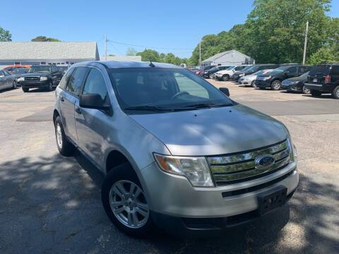 2009 Ford Edge for sale at MBM Auto Sales and Service in East Sandwich MA