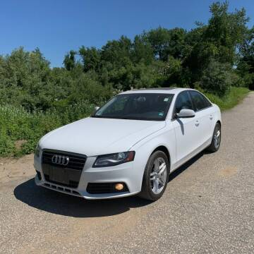 2011 Audi A4 for sale at MBM Auto Sales and Service in East Sandwich MA