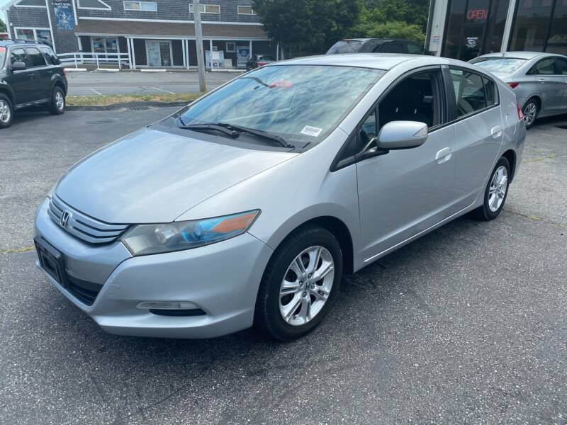 2011 Honda Insight for sale at MBM Auto Sales and Service - MBM Auto Sales/Lot B in Hyannis MA