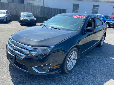 2011 Ford Fusion for sale at MBM Auto Sales and Service - MBM Auto Sales/Lot B in Hyannis MA