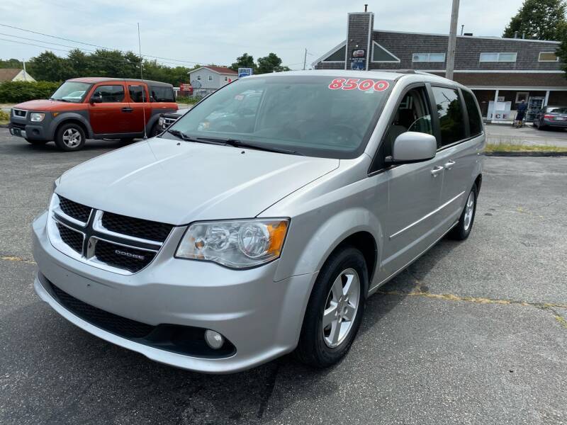 2011 Dodge Grand Caravan for sale at MBM Auto Sales and Service - MBM Auto Sales/Lot B in Hyannis MA