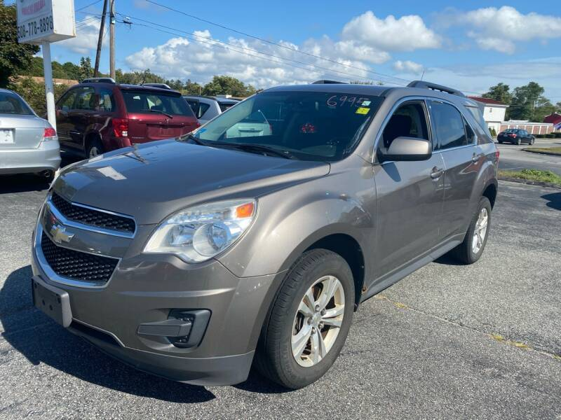 2011 Chevrolet Equinox for sale at MBM Auto Sales and Service - MBM Auto Sales/Lot B in Hyannis MA
