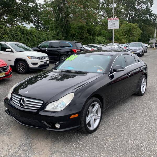 2008 Mercedes-Benz CLS for sale at MBM Auto Sales and Service in East Sandwich MA