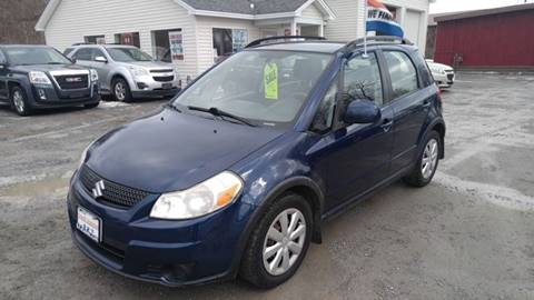 2011 Suzuki SX4 Crossover for sale in Glens Falls, NY