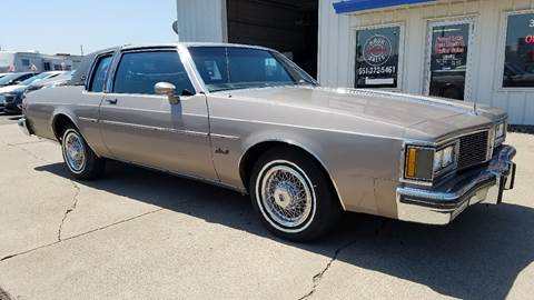 1984 Oldsmobile Delta Eighty-Eight Royale for sale in Forest Lake, MN