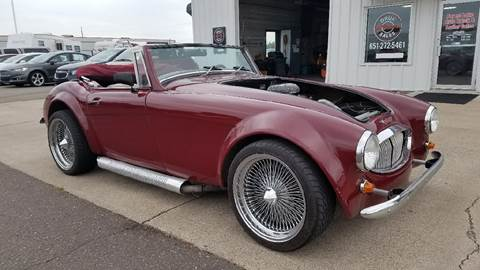 1965 Austin-Healey Sprite MKIII for sale in Forest Lake, MN