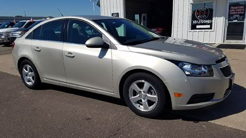 2014 Chevrolet Cruze for sale in Forest Lake, MN