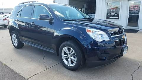 2015 Chevrolet Equinox for sale in Forest Lake, MN