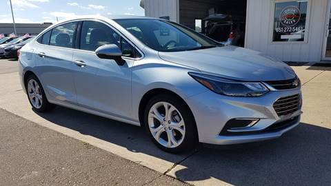 2017 Chevrolet Cruze for sale in Forest Lake, MN