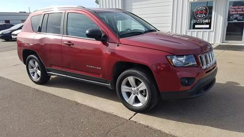 2016 Jeep Compass for sale in Forest Lake, MN